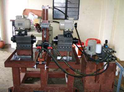 2 SPINDLE MILLING SPM DURING ASSEMBLY STAGE